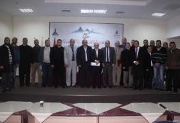 إختتام فعليات مؤتمر تعزيز العلاقات المصرية الفلسطينية